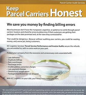 ICC Sale Sheet